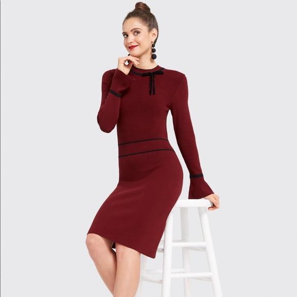 Draper James Dresses & Skirts - Draper James Annabeth Sweater Dress M